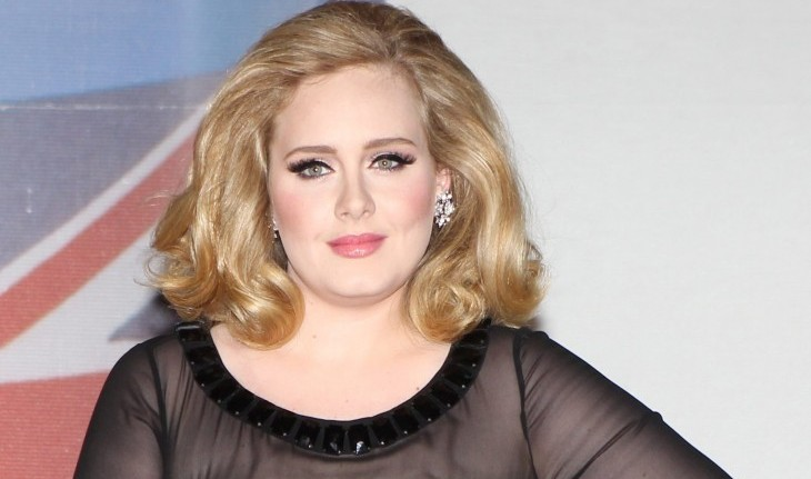 Cupid's Pulse Article: Adele Welcomes a Baby Boy