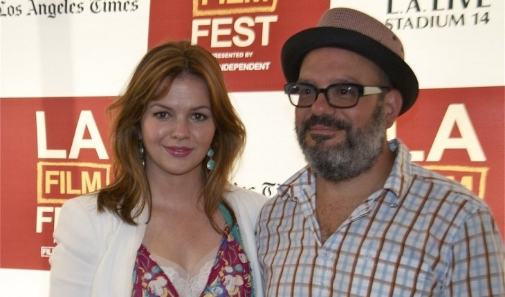 Amber Tamblyn David Cross Baby