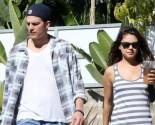 Sources Say Ashton Kutcher 'Always Had a Thing' for Mila Kunis