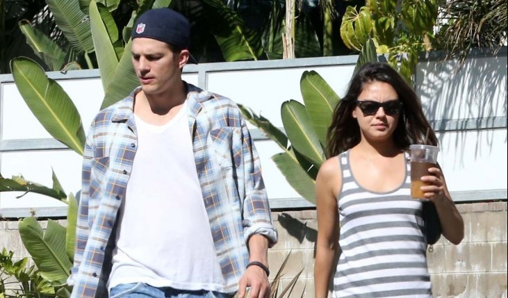 First Comes Baby: Ashton Kutcher and Mila Kunis