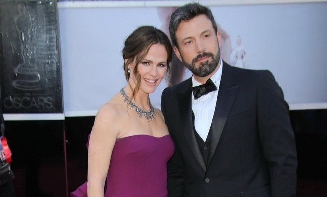 Cupid's Pulse Article: Ben Affleck Discusses Staying in Touch With His Exes