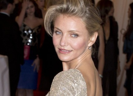 Cameron Diaz. Photo: Janet Mayer / PRPhotos.com