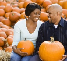 Date Idea: Pumpkin Picking With Your Partner