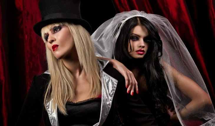 Halloween weddings: fab or frightening? Photo: PH.OK / Bigstock.com