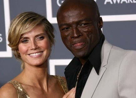 Cupid's Pulse Article: Heidi Klum Says She and Seal Aren't 'the Greatest Friends' Right Now