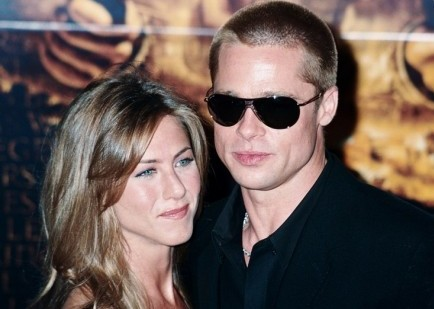 Cupid's Pulse Article: Jennifer Aniston and Brad Pitt Narrowly Miss Each Other at the Movies
