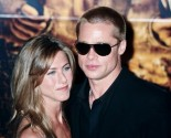 Celebrity News: Brad Pitt Attends Ex Jennifer Aniston's Birthday Party