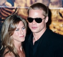 Brad Pitt Revisits Spot He Romanced Jennifer Aniston