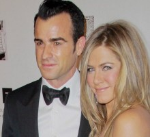 Jennifer Aniston Partially Credits Justin Theroux with Her Happiness Level