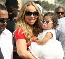 Mariah Carey and Nick Cannon Spend a Family Day with Their Twins