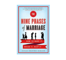 Susan Shapiro Barash Discusses How To Maintain a Happy Relationship In 'The Nine Phases of Marriage'