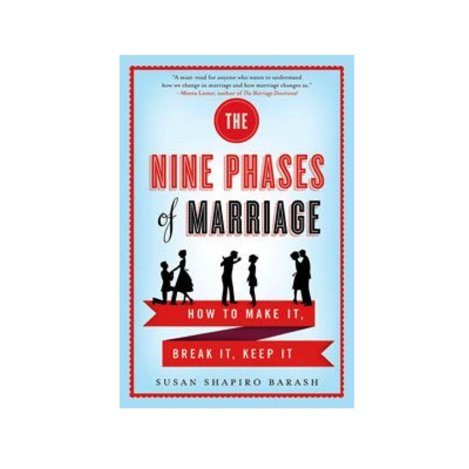 Cupid's Pulse Article: Susan Shapiro Barash Discusses How To Maintain a Happy Relationship In 'The Nine Phases of Marriage'