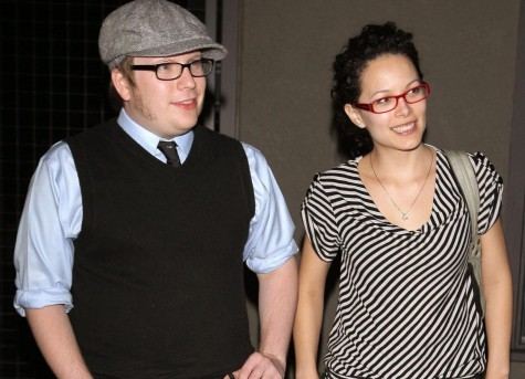 Patrick Stump and Elisa Yao. Photo: Most Wanted/Flynet