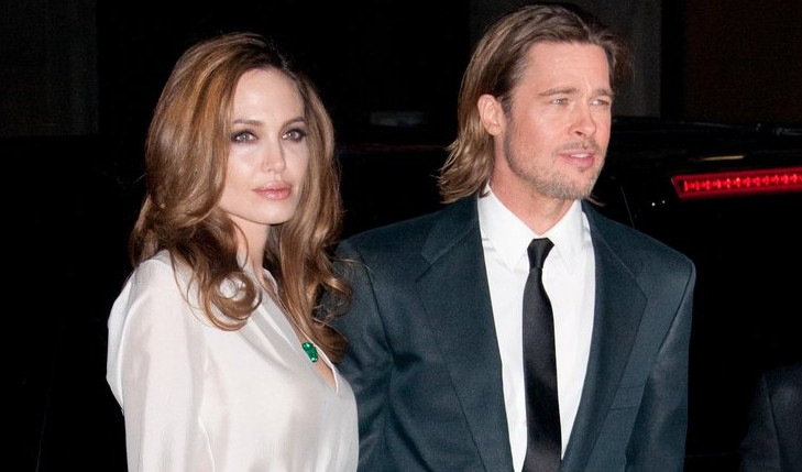 Cupid's Pulse Article: Famous Couple Brad Pitt and Angelina Jolie Announce Their Celebrity Engagement