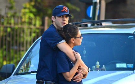 Mila Kunis and Ashton Kutcher Are 'Meant to Be' Says Twin Brother