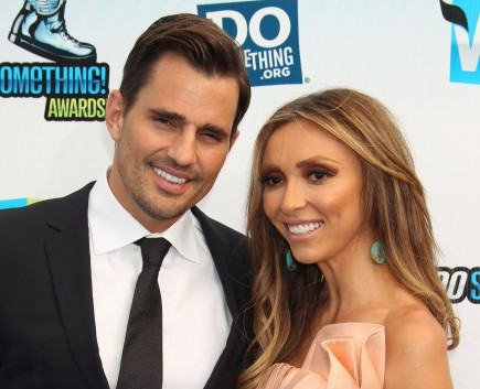 Bill and Giuliana Rancic. Photo: ER/FAMEFLYNET PICTURES