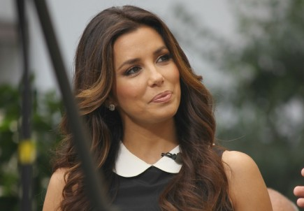 Eva Longoria. Photo: Parisa/FAMEFLYNET PICTURES