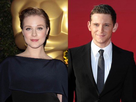 Cupid's Pulse Article: Evan Rachel Wood and Jamie Bell Tie the Knot