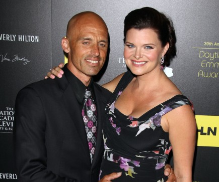 Cupid's Pulse Article: Heather Tom Welcomes a Baby Boy