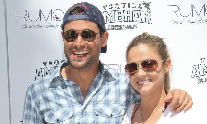 "Cupid's Pulse Article: Jason and Molly Mesnick Say Their Daughter Has ""Quite a Silly Personality"""