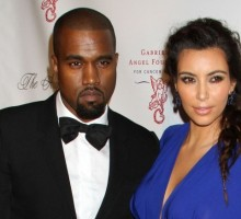 Kim Kardashian Cries on Roller Coaster with Kanye West