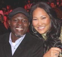 Kimora Lee Simmons and Djimon Hounsou Separate