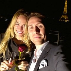 Cupid's Pulse Article: E!'s Newly-Engaged Ashlan Gorse May Head Back to France for Wedding to Philippe Cousteau Jr.