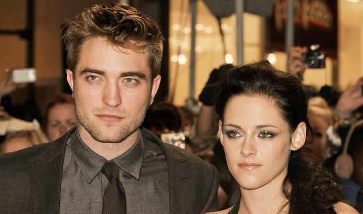 Cupid's Pulse Article: Rob Pattinson and Kristen Stewart Smooch In New York