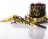Happy New Year! Photo: Steve Pepple / Bigstock.com