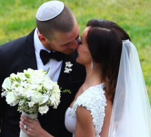 'Bachelorette' Stars J.P Rosenbaum and Ashley Hebert Tie the Knot