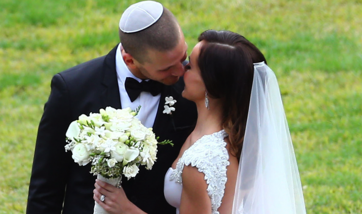 Cupid's Pulse Article: 'Bachelorette' Stars J.P Rosenbaum and Ashley Hebert Tie the Knot