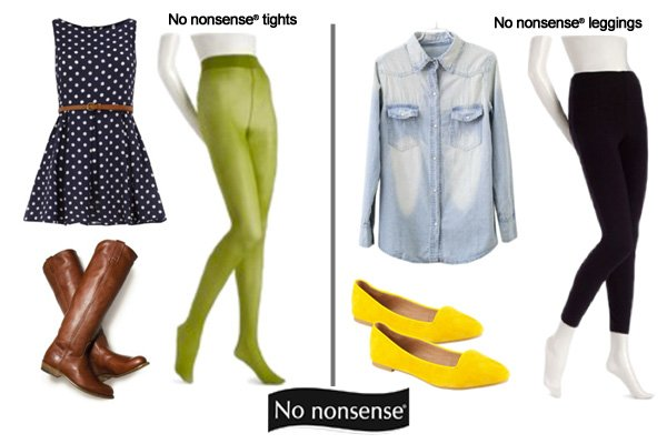 Cupid's Pulse Article: Celebrity Looks for the No nonsense® Girl