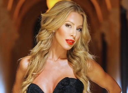 "Cupid's Pulse Article: Lisa Hochstein of 'The Real Housewives of Miami' Says She Is the ""Luckiest Girl in the World"""
