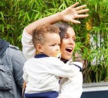 Alicia Keys: Motherhood Has Made Me A Better Person