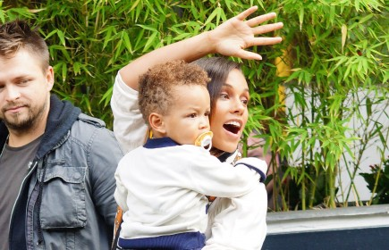 Cupid's Pulse Article: Alicia Keys: Motherhood Has Made Me A Better Person