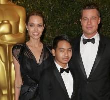 Celeb Brad Pitt Says Fatherhood Has Made Him a Better Man