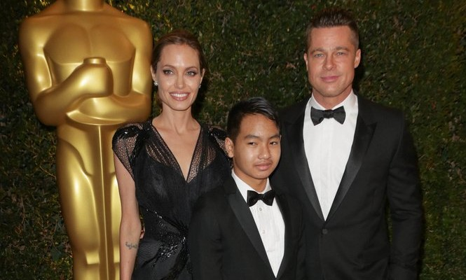 Cupid's Pulse Article: Celeb Brad Pitt Says Fatherhood Has Made Him a Better Man