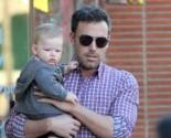 10 New Celebrity Dads