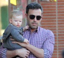 Ben Affleck Says Fatherhood Has Made Him a 'Richer Person'