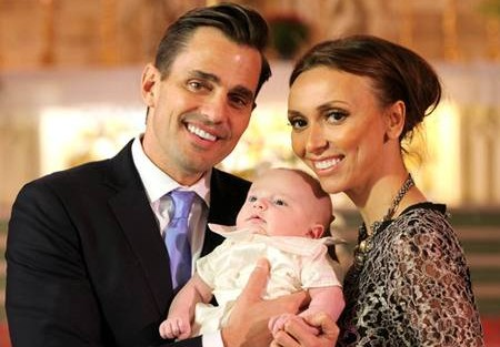 "Cupid's Pulse Article: Giuliana Rancic Faces End of Maternity Leave: ""It's Hard"""