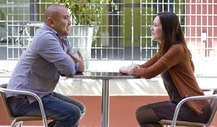 Cupid's Pulse Article: 6 Great First-Date Questions (and 4 to Skip)