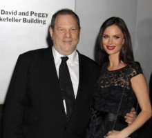 Harvey Weinstein and Georgina Chapman Are Expecting