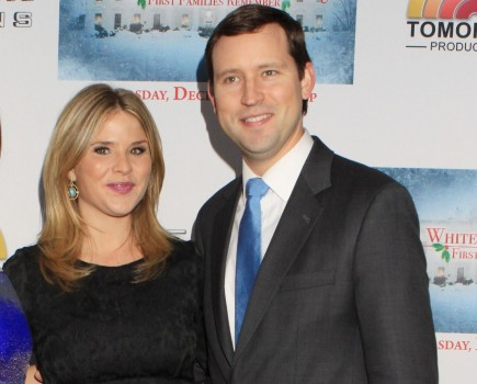 Cupid's Pulse Article: Celebrity Baby: Jenna Bush Hager and Husband Welcome a Baby Girl