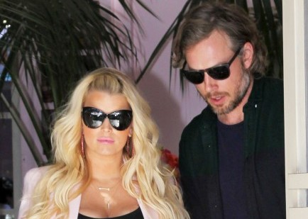 Jessica Simpson and Eric Johnson. Photo: Stoianov/Pablo/FAMEFLYNET
