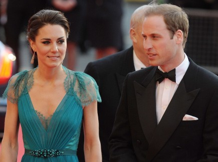 Cupid's Pulse Article: Prince William and Kate Middleton Take Engagement Pictures