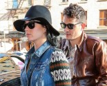 Katy Perry and John Mayer Look at Engagement Rings Together