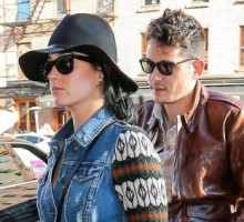 Celebrity News: Exes John Mayer and Katy Perry Are Spotted Flirting at Memorial Day Party