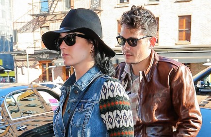 Katy Perry and John Mayer. Photo: Teach/FAMEFLYNET