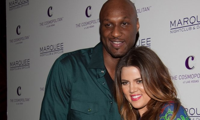 Cupid's Pulse Article: Celebrity News: Kim Kardashian Is Sick to Her Stomach when Khloe Flirts with Lamar