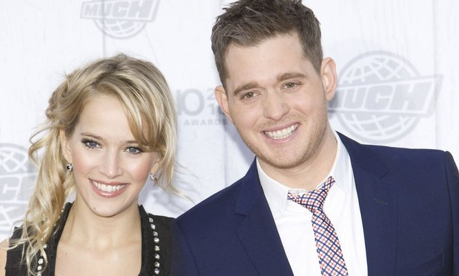 Cupid's Pulse Article: Michael Bublé to Make Proper Home with Wife in England